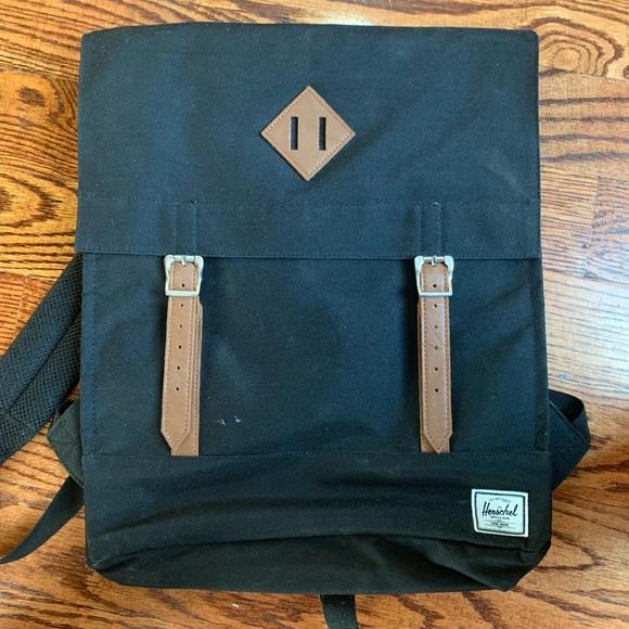 0c8707bc634b Herschel Supply Company Handbags - Herschel double strap square backpack